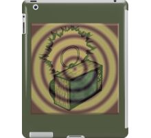 Diagonal Hold iPad Case/Skin
