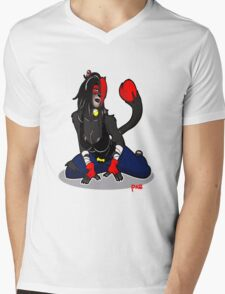 ANthro Bex Mens V-Neck T-Shirt