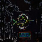 Blue Water Grill by Damien  Dust
