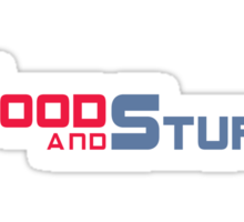 Food and Stuff Sticker