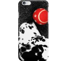 Red Ball iPhone Case/Skin