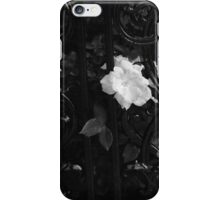 Étude en Noir iPhone Case/Skin