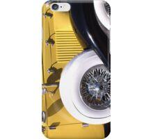 Yellow Roadster  ~ iPhone Case/Skin