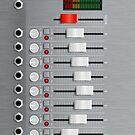 Mini Mixing Desk by abinning