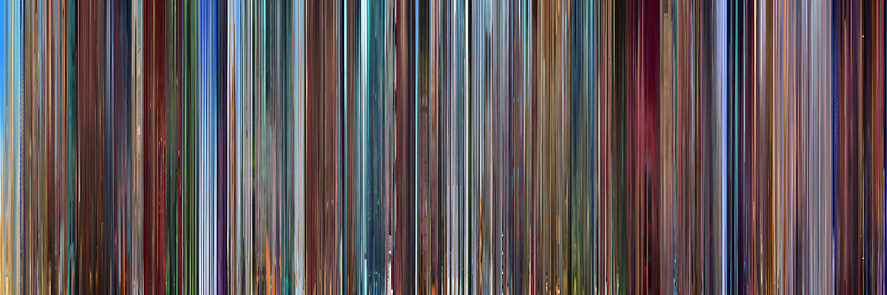 Moviebarcode: Despicable Me (2010) by moviebarcode