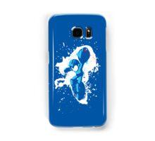 Mega Man Splattery T-Shirt Samsung Galaxy Case/Skin