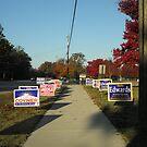 Election Day - 2011 by AJ Belongia