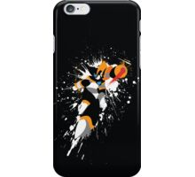 Bass/Forte Splattery Explosion iPhone Case/Skin
