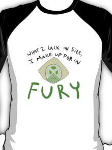 Fury - Peridot T-Shirt