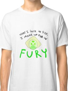 Fury - Peridot Classic T-Shirt