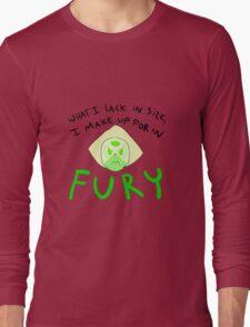 Fury - Peridot Long Sleeve T-Shirt