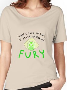 Fury - Peridot Women's Relaxed Fit T-Shirt