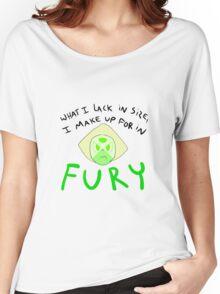 Fury - Peridot Women's Relaxed Fit T-Shirt