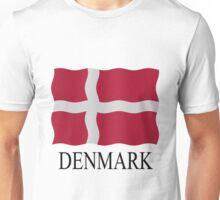 Danish flag Unisex T-Shirt