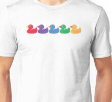 Rubber Ducks #1 Unisex T-Shirt