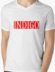 INDIGO Flatbush Zombies Mens V-Neck T-Shirt