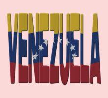 Venezuelan flag One Piece - Long Sleeve