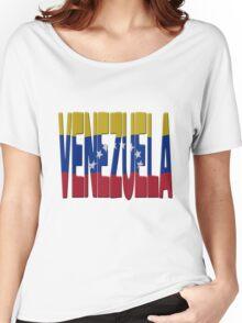 Venezuelan flag Women's Relaxed Fit T-Shirt