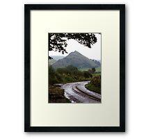 Parkhouse Hill Framed Print