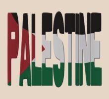 Palestinian flag by stuwdamdorp