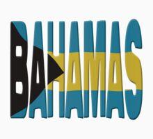 Bahamas flag One Piece - Short Sleeve