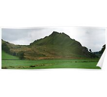 Parkhouse Hill pano Poster