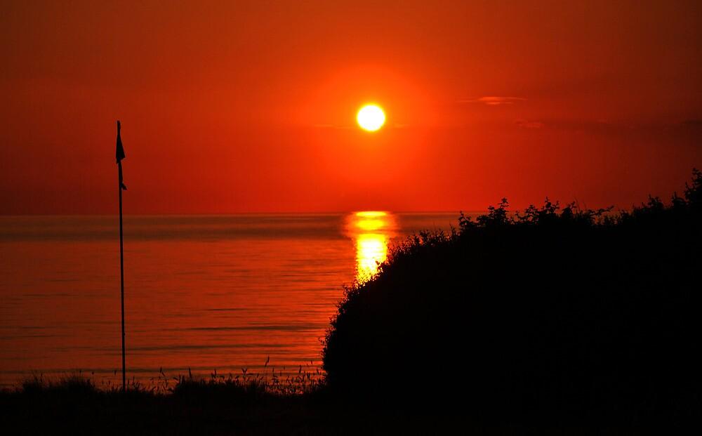 Sunset at the Gulf of Baratti by Neha Singh