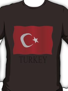 Turkish flag T-Shirt