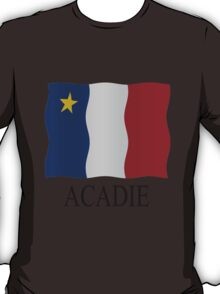 Acadian flag T-Shirt