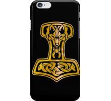 Mjoelnir - Hammer of Thor 01 iPhone Case/Skin