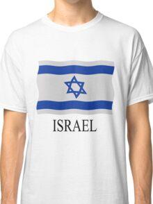 Israeli flag Classic T-Shirt