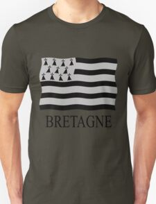 Brittany flag T-Shirt