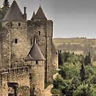 Carcassonne by JayFarrell