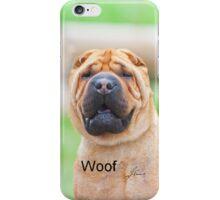 Woof - IPhone Case iPhone Case/Skin