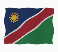 Namibian flag One Piece - Short Sleeve