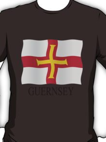 Guernsey flag T-Shirt
