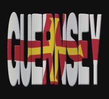 Guernsey flag One Piece - Short Sleeve