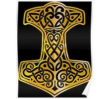Mjoelnir - The Hammer of Thor 02 Poster