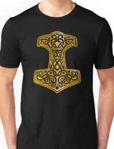 Mjoelnir - The Hammer of Thor 02 Unisex T-Shirt
