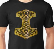Mjoelnir - The Hammer of Thor 02 Unisex T-Shirt
