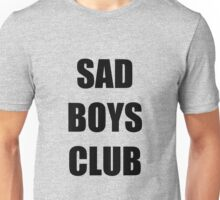 Sad Boys Club Unisex T-Shirt