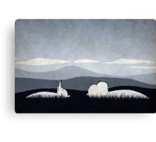 !11 Canvas Print