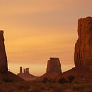 Monument Valley by WesternArt