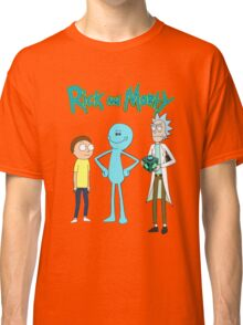 meeseek, Rick and morty  Classic T-Shirt