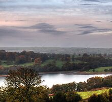 Rudyard From The A523 by David J Knight