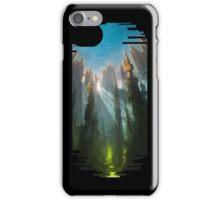 A land far away iPhone Case/Skin