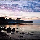 Davey's Bay Sunset by Adriano Carrideo