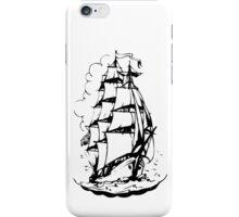 Sailing ship 2 iPhone Case/Skin