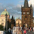 Prague by Ilan Cohen