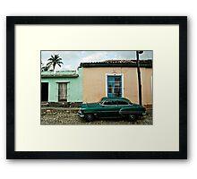 Trinidad  Framed Print